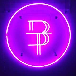Neon Light signage