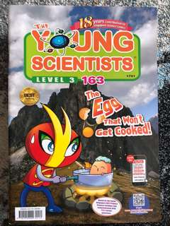Young Scientists Level 3 2017 #163-172
