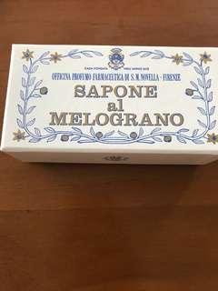 聖塔瑪麗亞諾維拉手工香皂