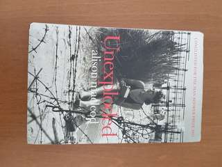 Alison McLeod Unexploded Hardcover
