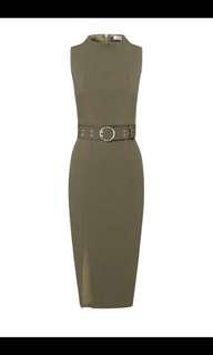 Sheike Soho Sage Dress - Size 8 - BNWT