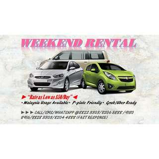 ⏳CAR RENTAL PROMOTION⏳ ☎️Call/SMS/Whatsapp for Booking/Reservation/Enquiries 🙋‍♀️Felicia 8822 3303/8206 5888 (FAST RESPONSE) 🙋‍♀️Kimberly 8204 4888 🙋‍♂️Alan 9180 8916