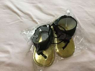 Baby's first step sandals