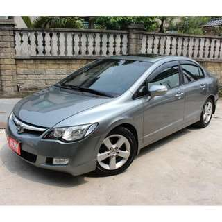 2006 Honda Civic 1.8 灰