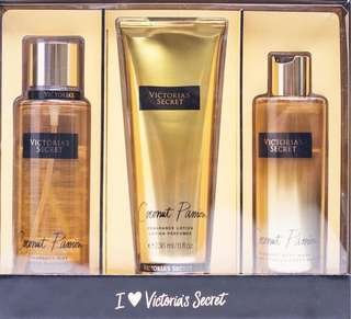 Victoria's secret set 3 pcs