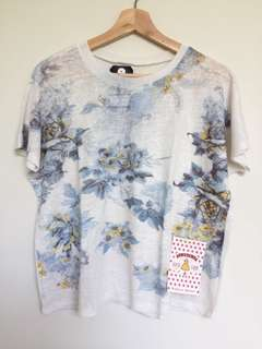 Basic Flower Top HK brand