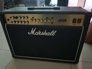 Marshall JVM210C, 100 watts, Tube Guitar Amplifier