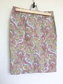 Forever21 pastel skirt