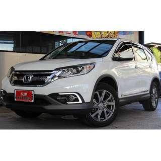 2015 Honda CRV 白4WD
