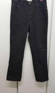 Levi black jeans - Used