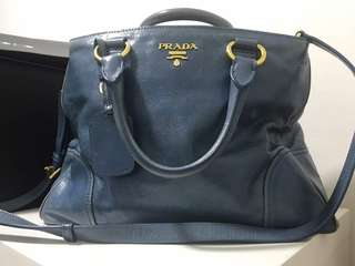 Classic PRADA Shopper Tote Bag (Aunthentic)