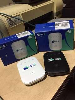 XL Go Mobile WiFi 4G