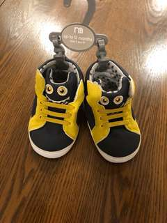 Baby Shoes mother care brand
