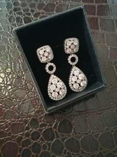 Pre loved Wedding Earrings