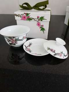 Chinese Teacups