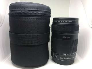 Buy 1 Free 3 Promotion: Canon EF-S 18-135mm f/3.5-5.6 IS