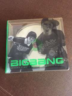 BigBang 2nd Single Album | CD + Music Video |