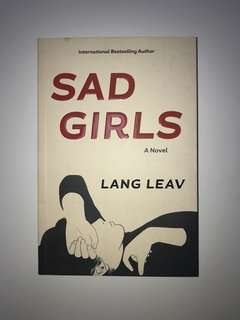 Sad Girl Lang Leav