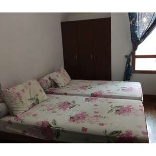 Tanah Merah Kechil Road Terraced House Common Room For Rent