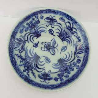 Two Old Plates