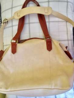Two way bag (with flaws)
