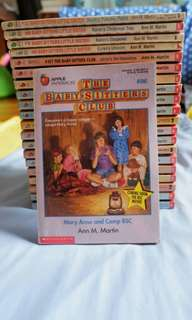 The Baby-Sitter's Club #86 Mary Anne and camp BSC  (Available for wholesale)