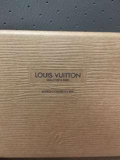 LV中古匙包盒