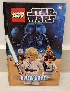 Lego Star Wars - A New Hope