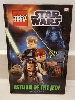 Lego Star Wars Book - Return of the Jedi