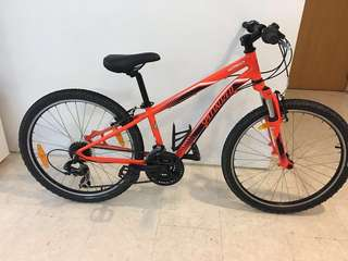Specialized Hotrock 24 (21-speed) Mountain Bike