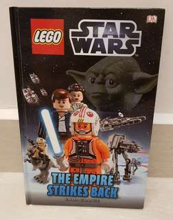 Lego Star Wars Book - The empire strikes back