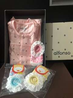 RUSH SELLING!!! Alfonso Korea baby clothes