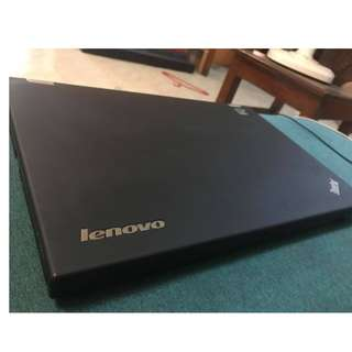 Lenovo Thinkpad T430 Corei7 3rd Generation Laptop 2terabyte hdd