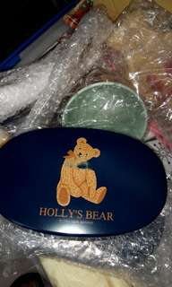 holly's bear 便當盒