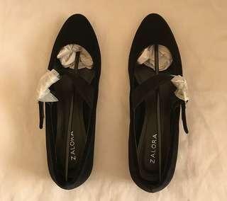 Zalora doll shoes, shoes, flat shoes