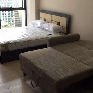 Paseo Heights, Studio-type Condo for Rent, CRD01725