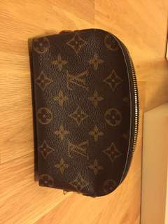Louis Vuitton cosmetic pouch