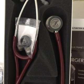 Littman Cardiology III Stethoscope Burgundy