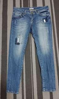 Celana jeans Lois patch