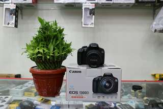 Camera canon 1300D bisa dicicil dan promo cicilan 0%
