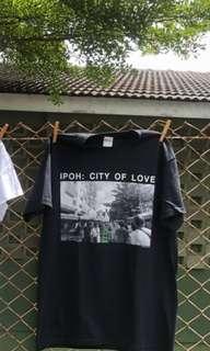 Ipohcityoflove Tshirt in Black