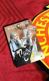 Preloved Buku Wirda Mansur, Be The New You