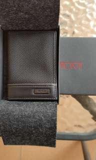 TUMI FXT ballistic nylon (Dompet Kecil) (BNIB) - hadiah belum pernah dipakai