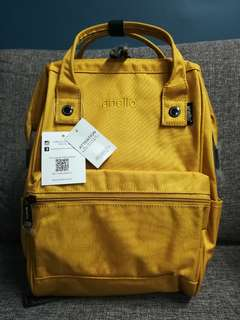 Authentic Anello Backpack Regular Size