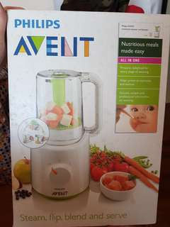 Philips avent all in one blender