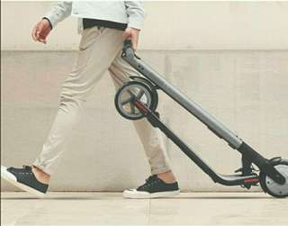 Famous SEGWAY NINEBOT ES2 electric kick scooter. free local delivery n installment