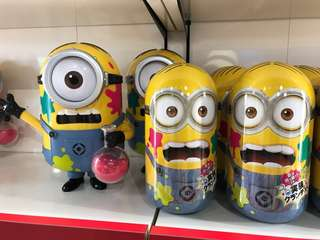 環球影城 Minions 零食盒 代購  爆谷桶