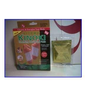 Kinoki Gold Koyo Penyerap Racun Terapi Penyakit
