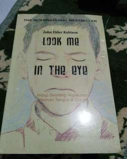 Lopk me in the eye novel