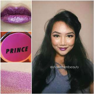 Careline Better than Basic Melted Metallic Lipstick in Prince
